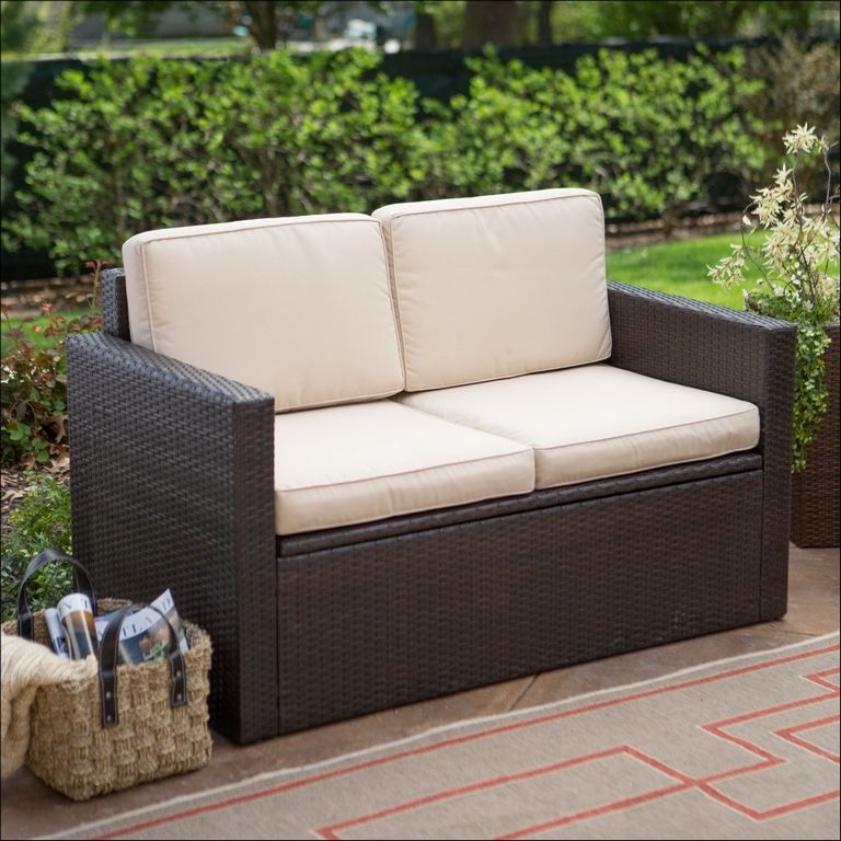 Small Outdoor Sofa