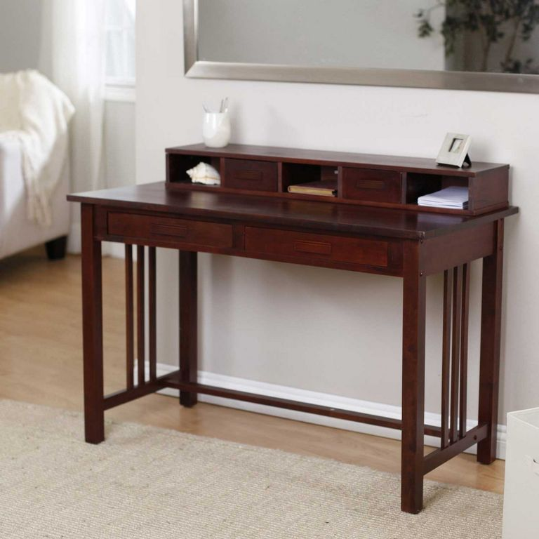 Small Wooden Writing Desk