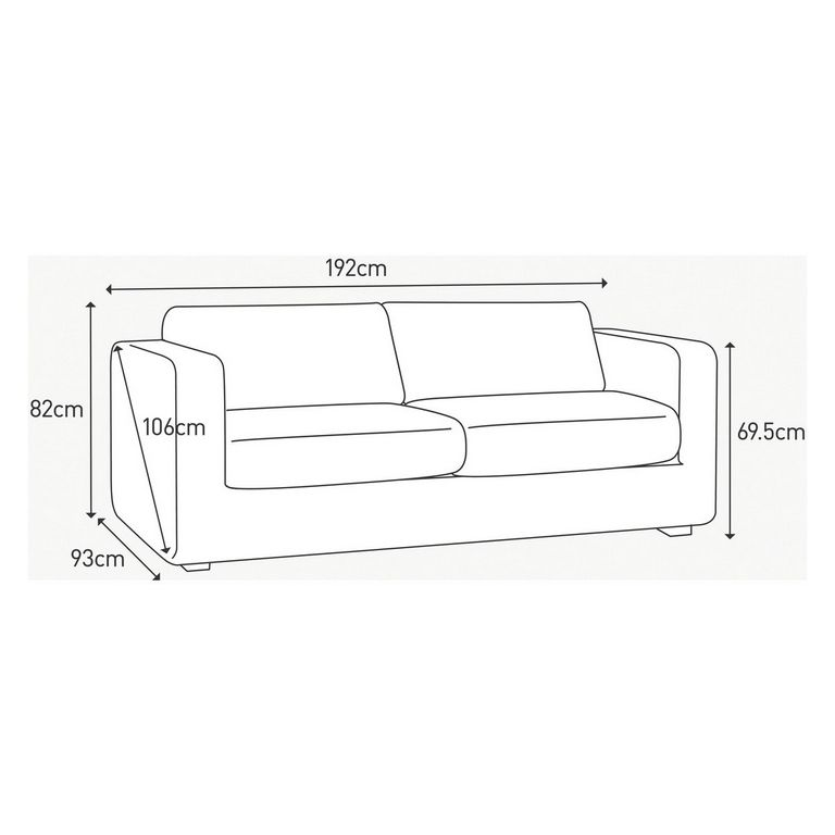 Sofa Height