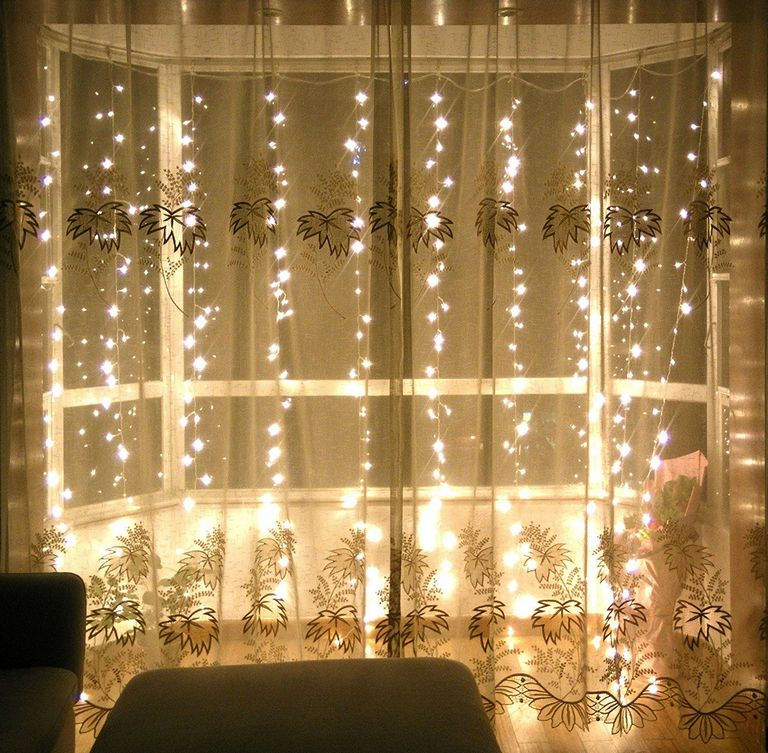 String Light Decoration Ideas
