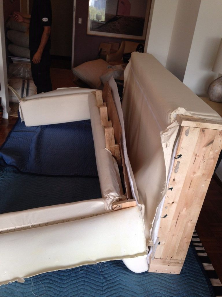 Take Apart Couch