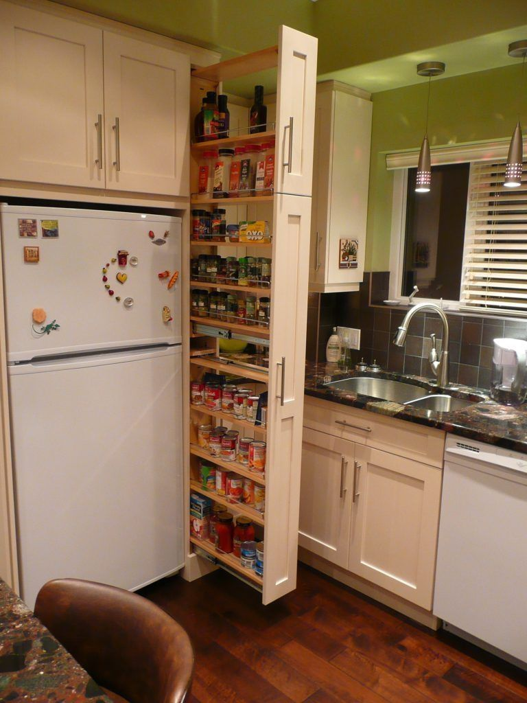 Tall Narrow Kitchen Cabinet