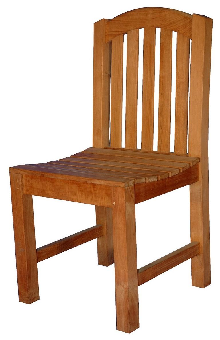 Teakwood Chair
