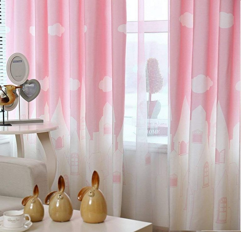 Teen Girls Curtains