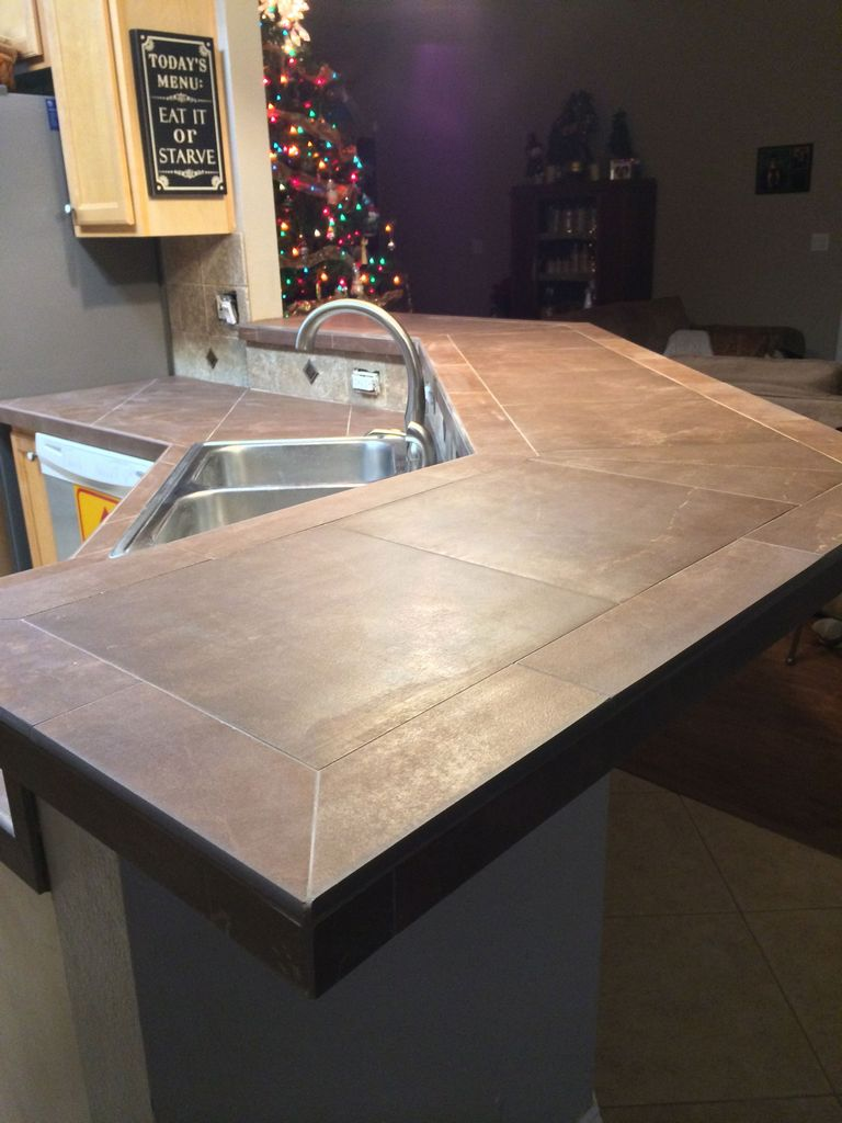Tile Countertop Ideas