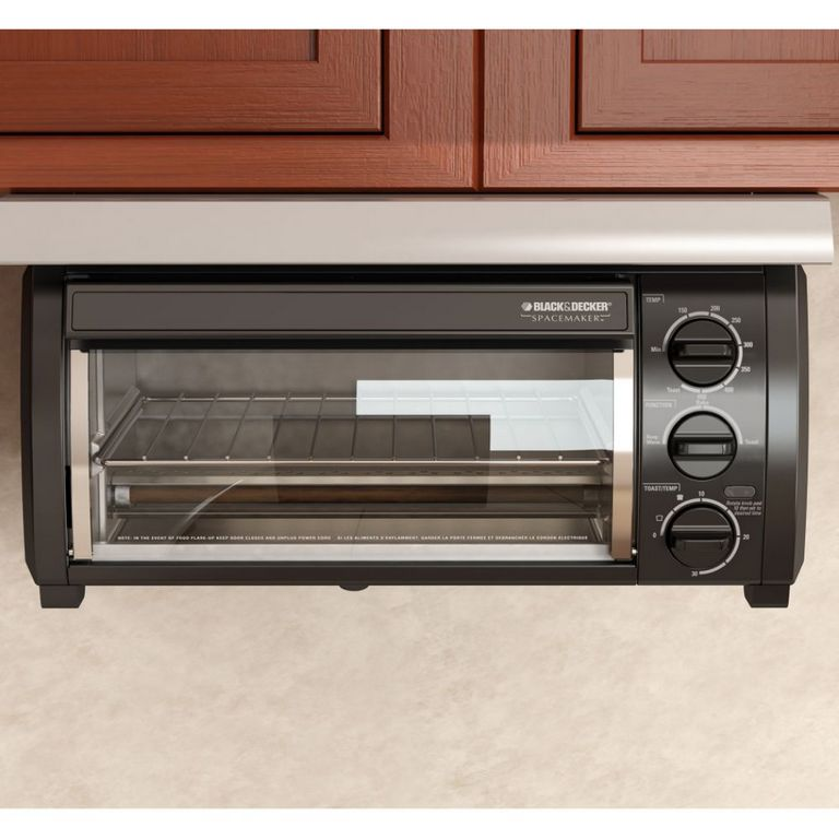 Toaster Oven Under Cabinet Mounting Kit