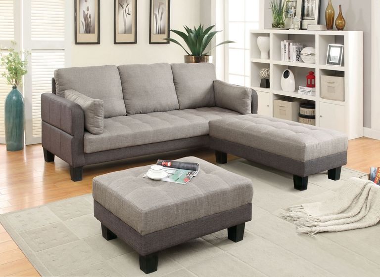 Two Piece Sofa Set