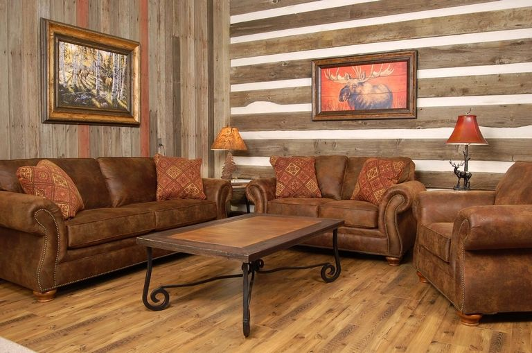 Western Style Living Room Furniture