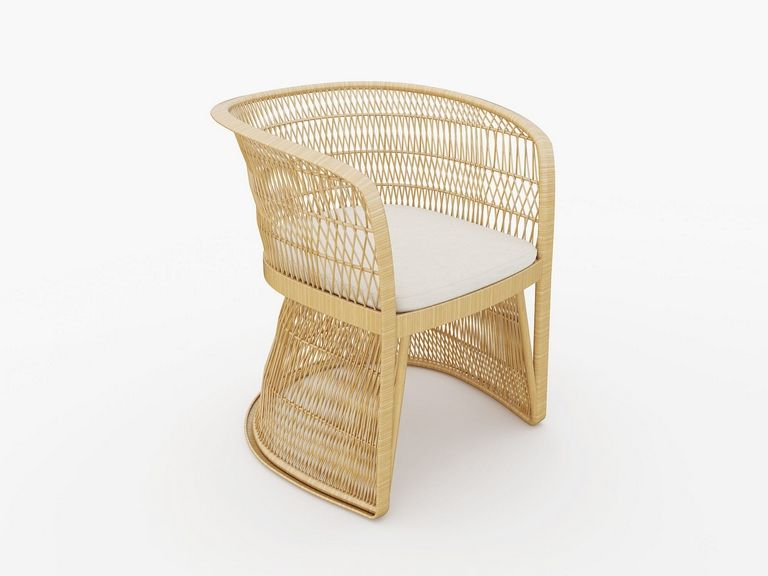 Wicker Armchair Outdoor